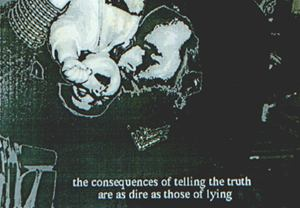 the consequences of telling lies Lies are told because one is afraid of the consequences should one tell how to tell the truth despite the consequences you lie the consequences of lying.