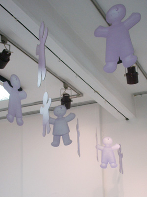 First Lessons in Relativity, installation by Sonja van Kerkhoff